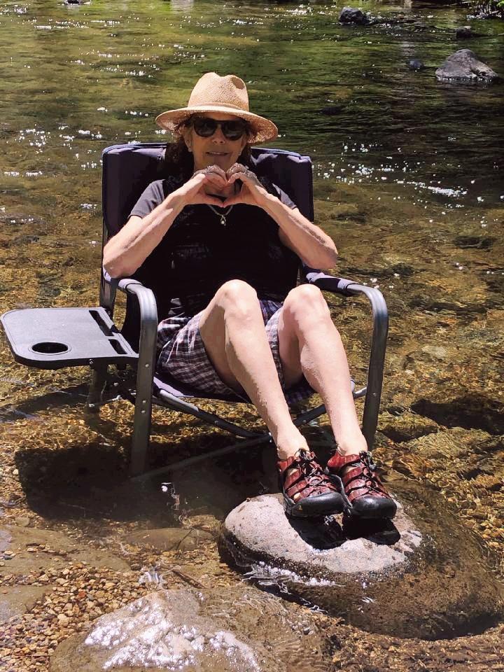 Elam Creek Lassen National Forest
