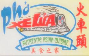 Pho Xe Lua Logo