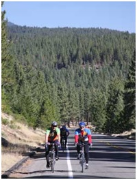 Biking Plumas County