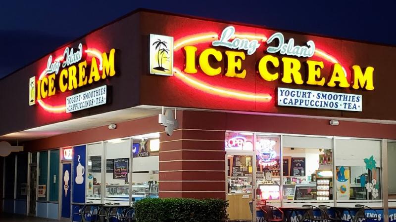 Long Island Ice Cream Stockton Boulevard
