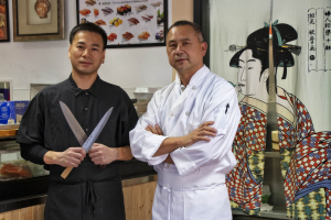 Billy Huang Damond Lee Oba Japanese Kitchen Credit Joe Chan of Joe Chan Photos2