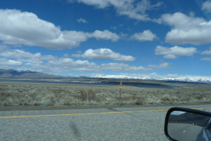 Eastern Sierra Crowley Lake Rearview images Credit Are You That Woman